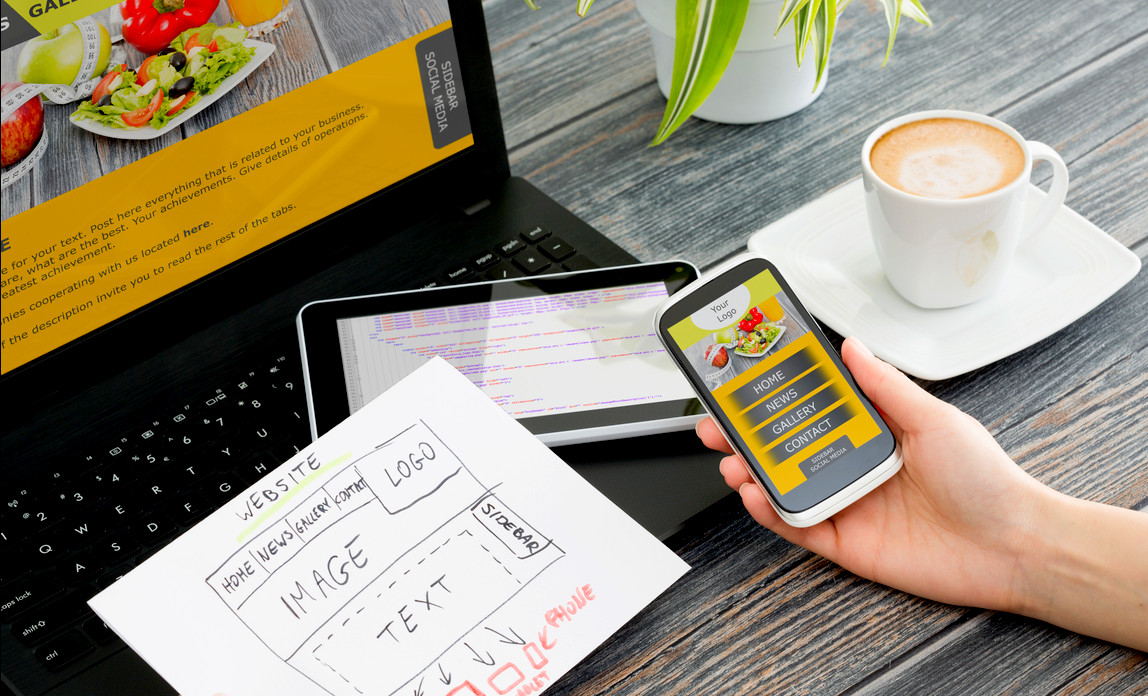 Make your website smart phone friendly