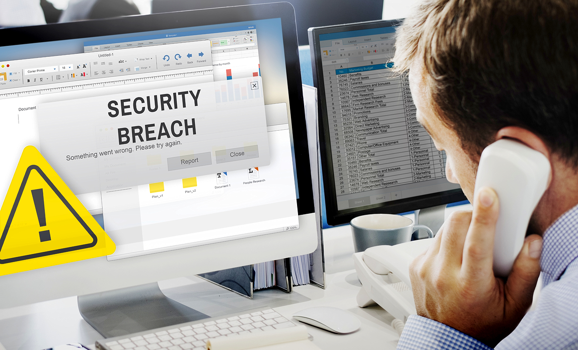 Save your business from a major security threat