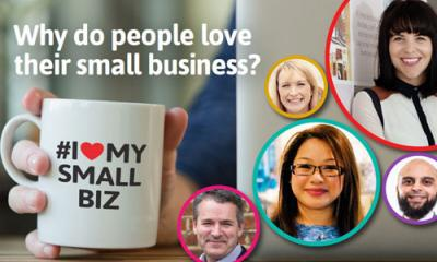 Love being in business for yourself - free inspiring guide
