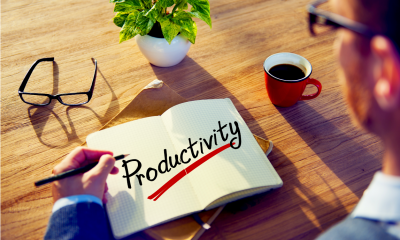 Five quick tips and tools to improve your productivity