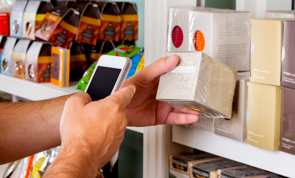 How your smartphone could help you manage your inventory