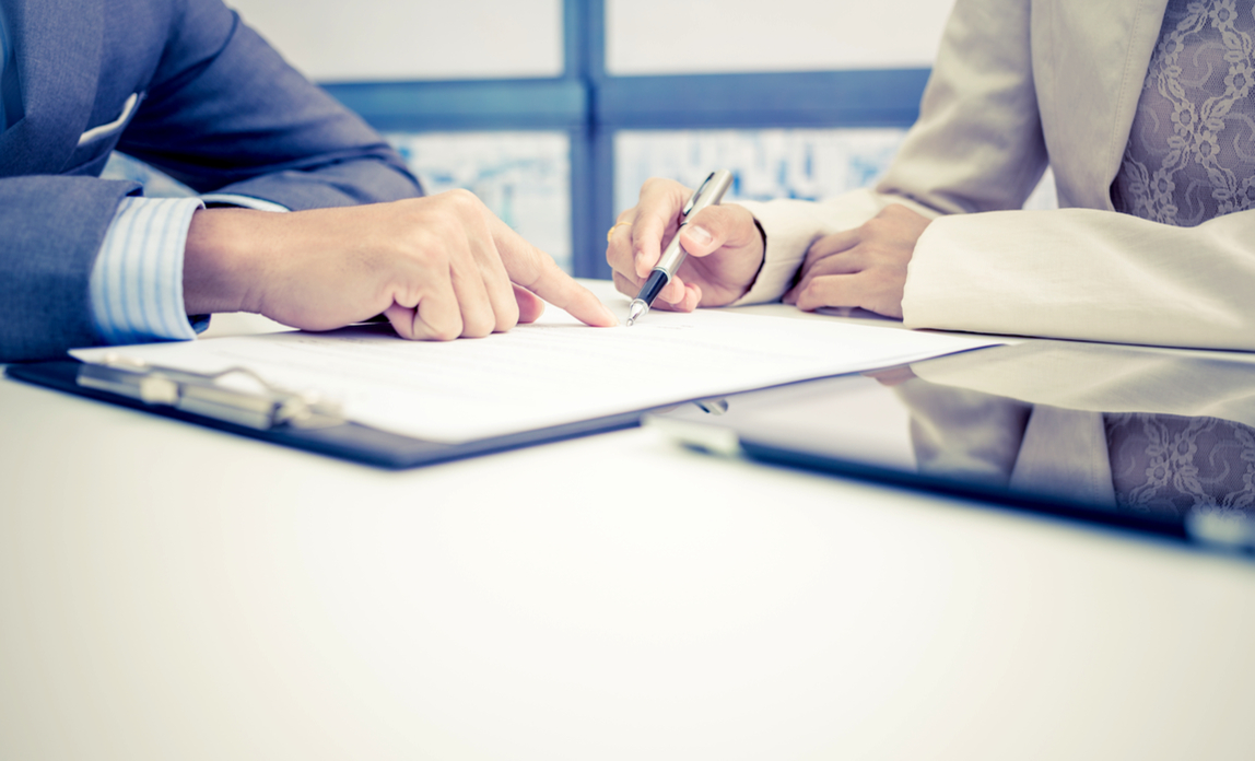 Signing a contract - what should your IT support agreement cover?