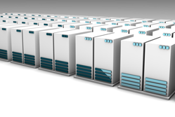 Data servers for reliable web hosting