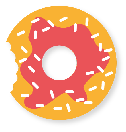 Not found any Jam in that Donut