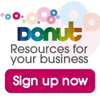 Donut sign up