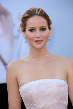 Jennifer Lawrence{{}}
