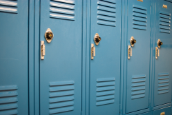 Gym lockers - Internet security{{}}