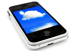 Mobile phone – is it running a mobile app or mobile website?