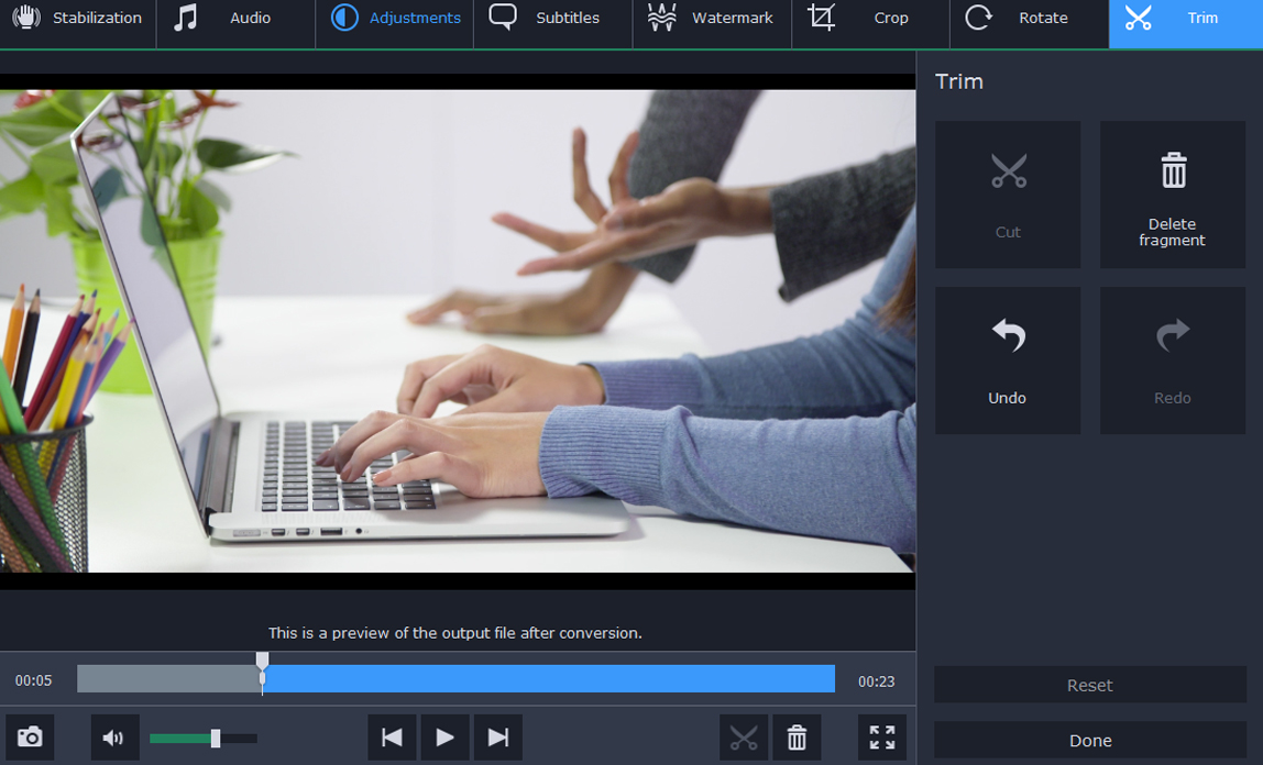 How to compress videos to smaller file sizes