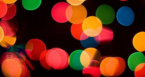 Christmas lights{{}}