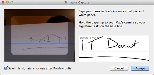 Electronic signature photo{{}}