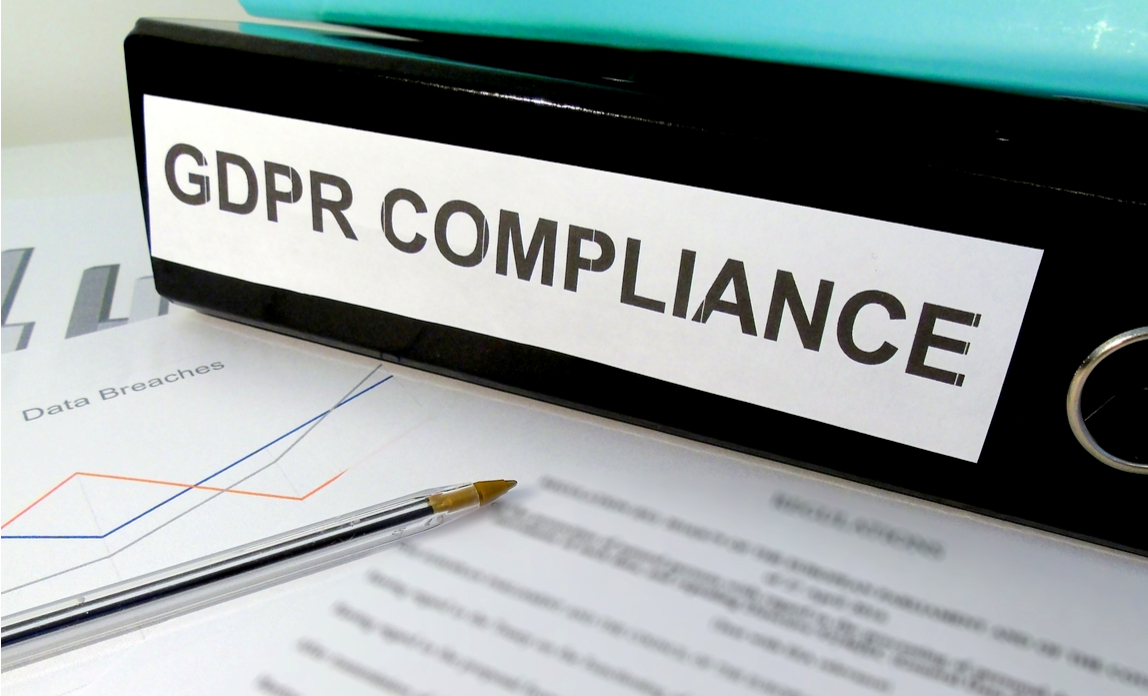 File about GDPR compliance andbyour data protection responsibilities