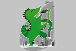 Protect your business from all sorts of disasters - Godzilla?{{}}