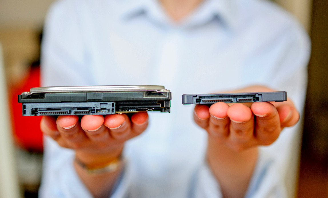 How solid state drives can boost IT performance