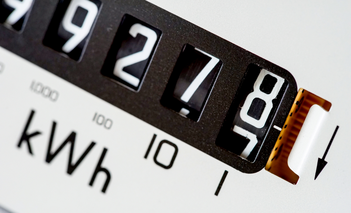 Electricity meter - how to cut your IT running costs.