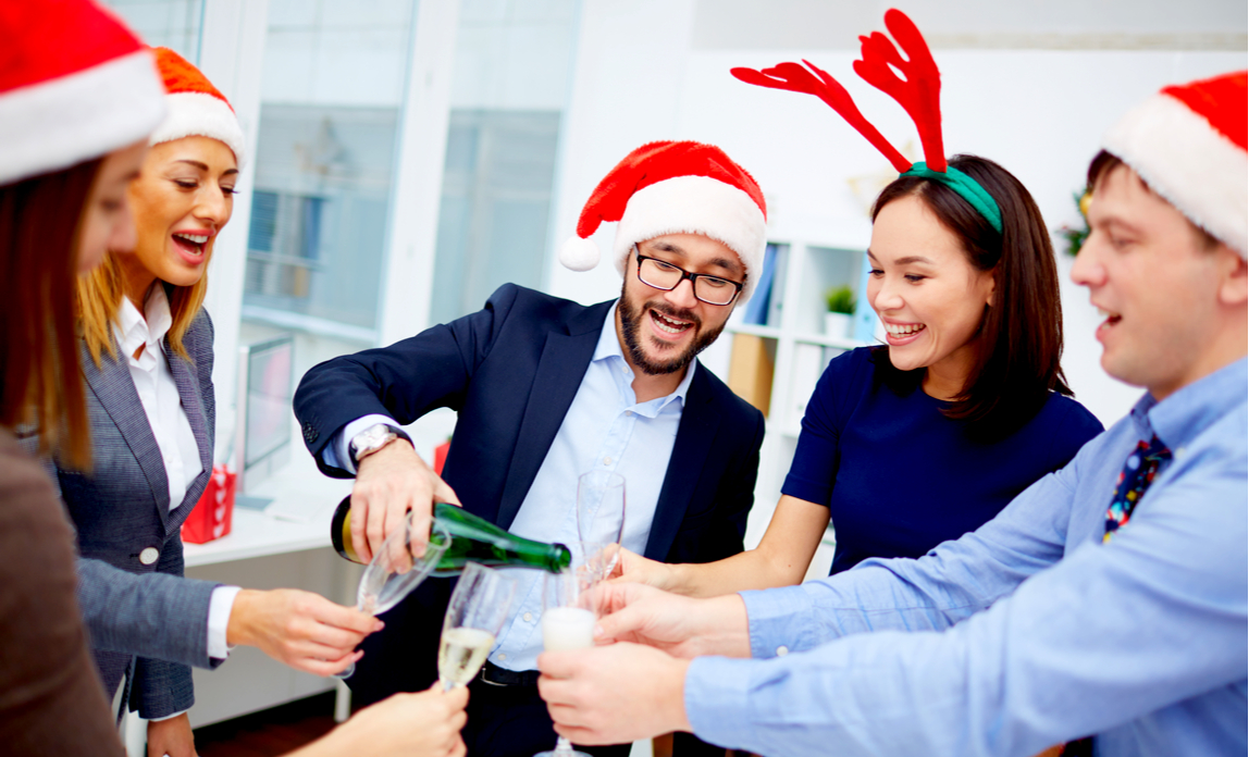 How to have a tax-free Christmas party
