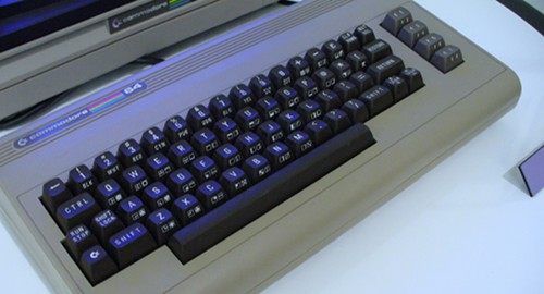 Commodore 64 - old computer{{}}