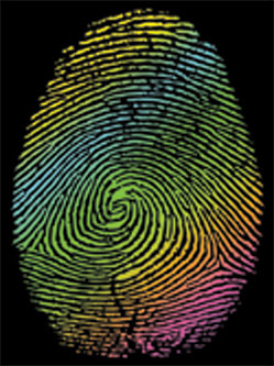 Fingerprint — biometrics{{}}
