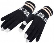 Good secret santa gift - touch screen gloves{{}}