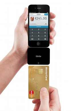 iZettle card reader{{}}