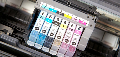 Inkjet printer{{}}