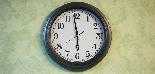 Clock - one hour to damage your business