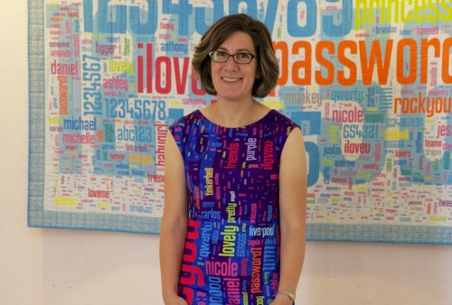 Password dress
