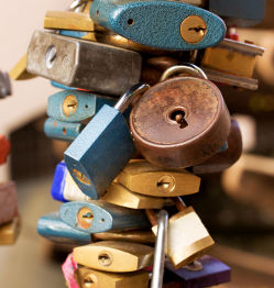 Padlocks - SSL security for business