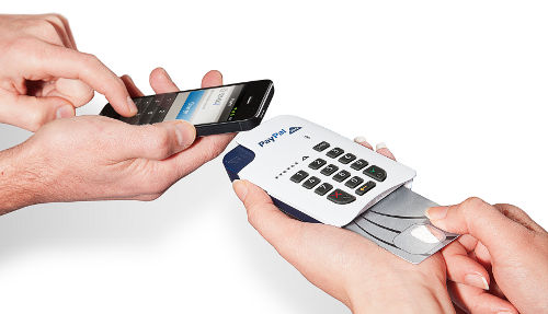 PayPal mobile payments{{}}