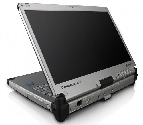 Panasonic CF-C2 rugged laptop