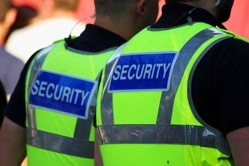 Security guards - website security