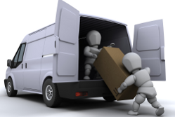 removal van - moving IT{{}}