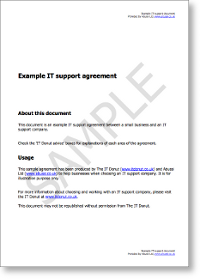 Service Agreement Template | Search Results | Image Gallery, News, and ...