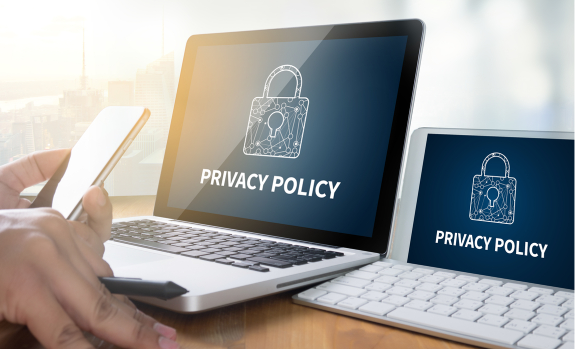 Sample Website Privacy Policy Template Tech Donut - Website privacy policy template