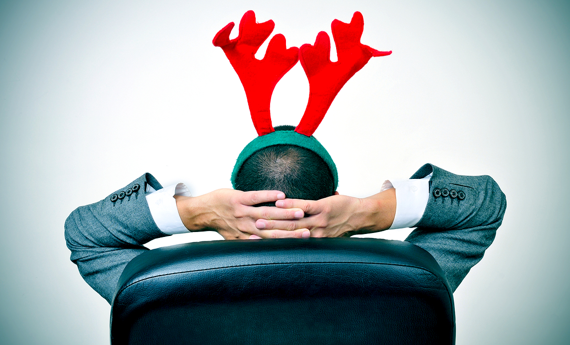 The secret to a stress-free Christmas and New Year