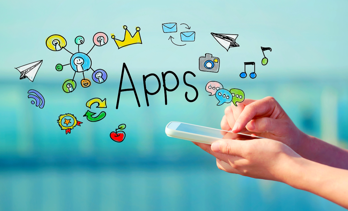 Five great apps for start-ups