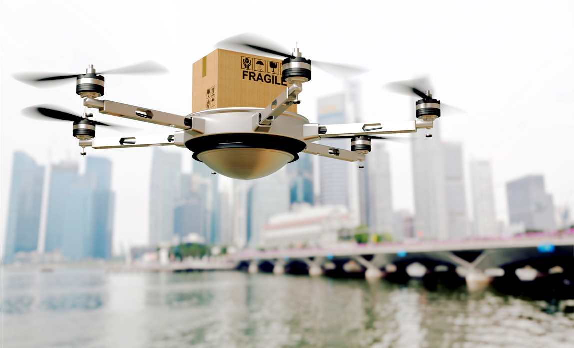 Smart delivery tech - the future of online shopping?
