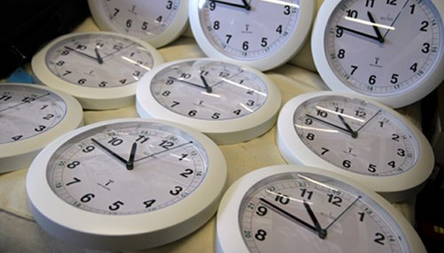 Clocks - how do you use your time?