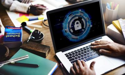 Using a laptop - five key website security checks