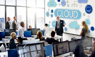 Cloud computing: a new horizon for small firms