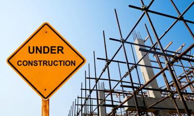 Under construction sign - How to choose a web designer
