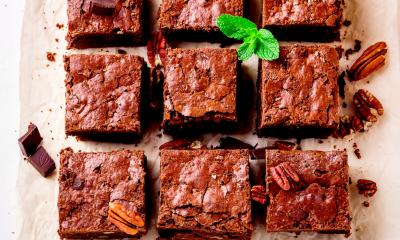 Brownies in a square - Virtual server hosting