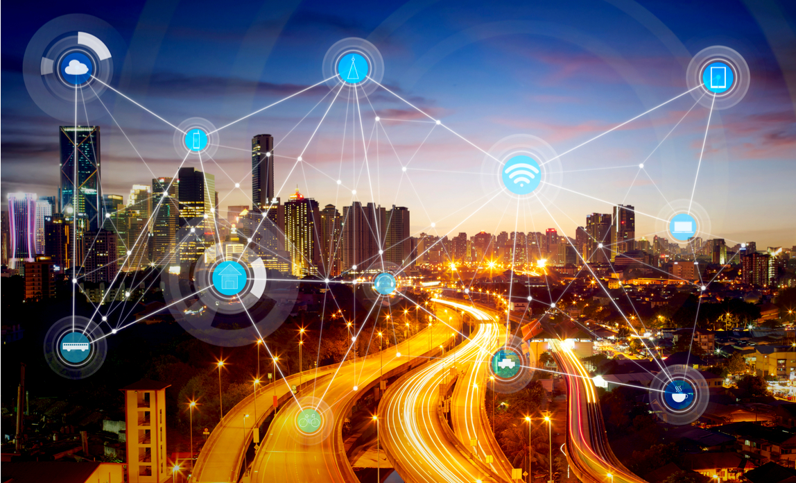 Tomorrow's world: the evolution of smart cities