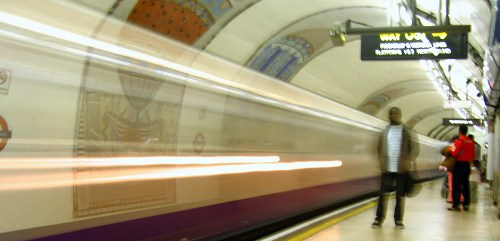 Tube station - wireless internet pricing