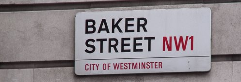 Street sign - virtual office
